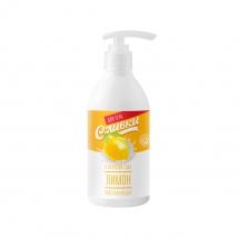"""Сливки для тела """"Подтягивающие"""" с активом сока лимона 250гр Дом Природы"""