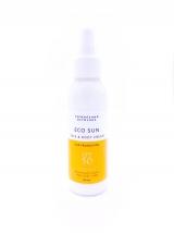 Солнцезащитный крем для лица и тела SPF-50, 200 мл, Термальный источник