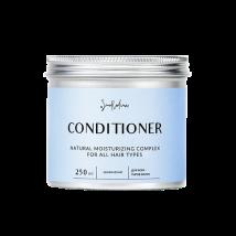 Кондиционер Интенсивное увлажнение для всех типов волос (250мл), SmoRodina