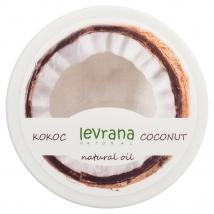 Масло кокосовое, Levrana