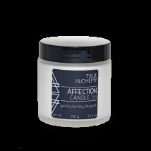 Свеча AFFECTION (сладкий, дымчатый аромат) 220г, True Alchemy