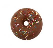 "Пончик для принятия ванны ""Шоколад"" 180 г, PRETTY GARDEN."