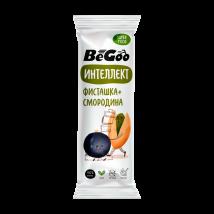 Батончик орехово-ягодный фисташка, смородина BeGoo (40г)