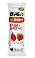 Батончик орехово-ягодный  фундук, шиповник BeGoo (40г), Сибирский кедр