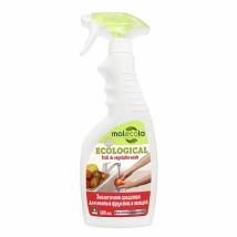 Средство для мытья для овощей и фруктов (500мл), Molecola