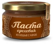 Урбеч из кешью с какао (200г), Сибирский кедр
