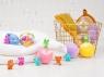 Шар бурлящий для ванны с игрушкой Веселый зоопарк 130г, L'Cosmetics