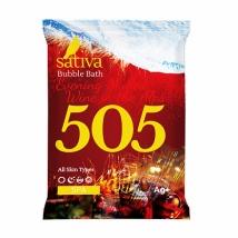 Пена для ванны №505 Вечерний глинтвейн в Альпах (15г), Sativa