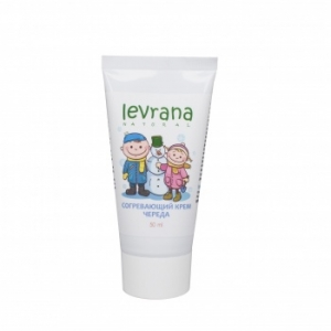Согревающий крем Череда, Levrana