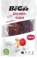 Пастила с орехами брусника, кешью (30г), Сибирский кедр