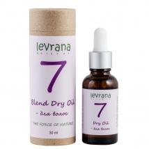 Сухое масло 7 для волос, Levrana
