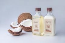 Кокосовое масло нерафинированное натуральное 250 мл OZ