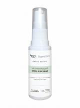 Крем для лица Detox увлажняющий 30мл, Organic Zone