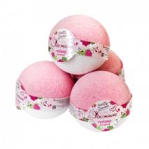 "Бурлящий шарик для ванны ""Обожаю"" Pretty Garden"