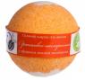 """Бурлящий шарик для ванны """"Оранжевое настроение"""", Мандарин Savonry"""