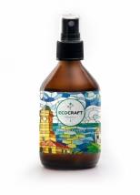 """Несмываемый спрей-кондиционер для блеска, гладкости и упругости волос """"Orange Greece"""" ECOCRAFT"""